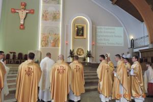 10 rocznica święceń kapłańskich rocznika ks. Tomasza. 04.06.18