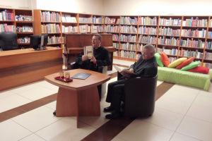 Biblia Aramejska, spotkanie autorskie