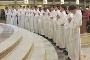 Niedziela Biblijna i przyjęcie nowych lektorów