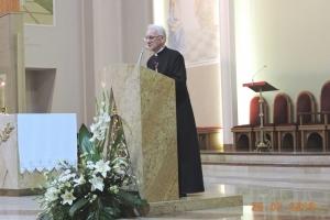 Pożegnanie Proboszcza ks. Józefa Dziducha